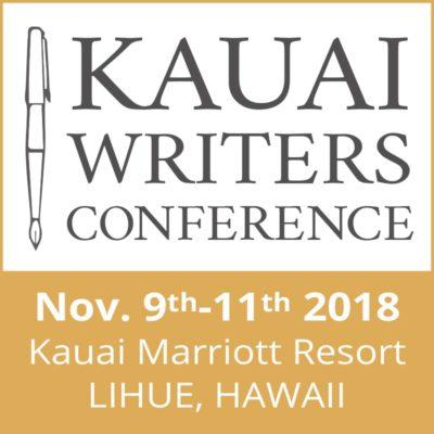 register for the Kauai Writers Conference