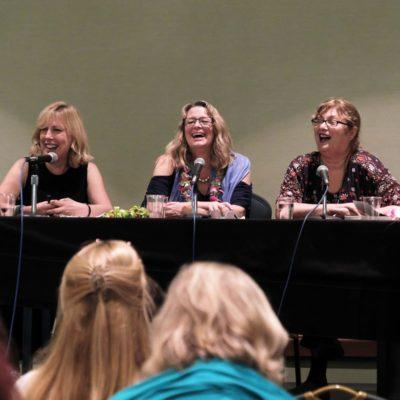Master Class with Christina Baker Kline, Kristin Hannah and Alice Hoffman