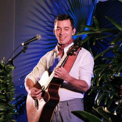 Evening Entertainment - Makana Slack Key Guitar Concert