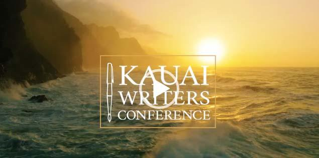 Learn about the Kauai Writers Conference in this one-minute video.