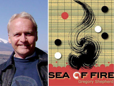 Greg Shepherd, KWC attendee, publishes Sea of Fire with Simon and Schuster
