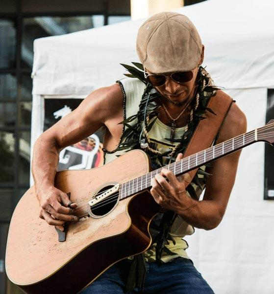 Makana to perform at Kauai Writers Conference
