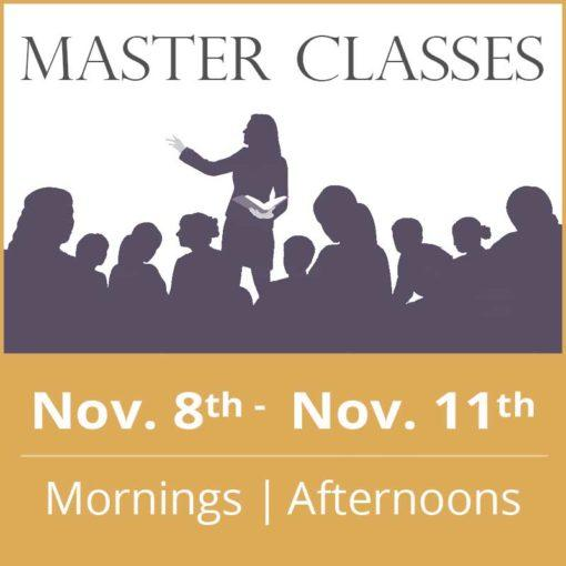 Register for Master Classes at the 2021 Kauai Writers